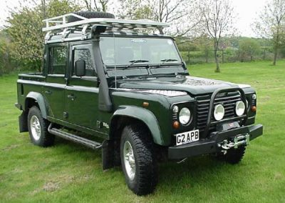 APB Trading Ltd Gallery Land Rover