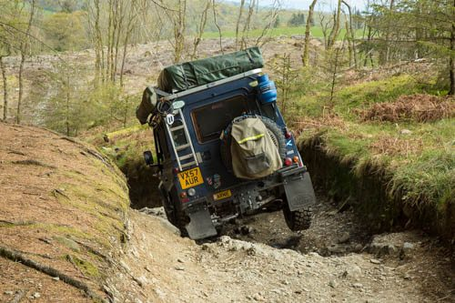 Overland Equipment UK | Adventure Overland Show 2017