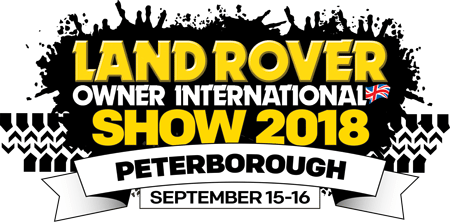 APB UK | The LRO Show 2018 – 15th & 16th September 2018
