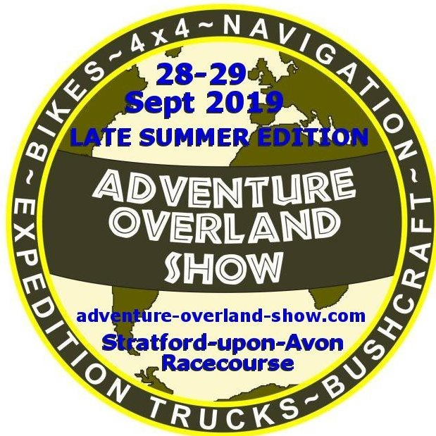 APB UK | Adventure Overland Show 2019 – 28th & 29th September